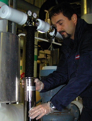 service-energiåtervinning