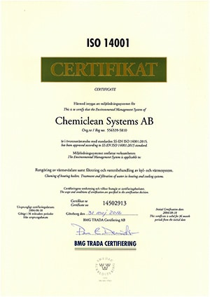 Chemiclean-Systems-AB-14001