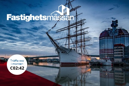 Fastighetsmässa Göteborg 2017 Chemiclean